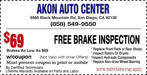 brakes-Inspection